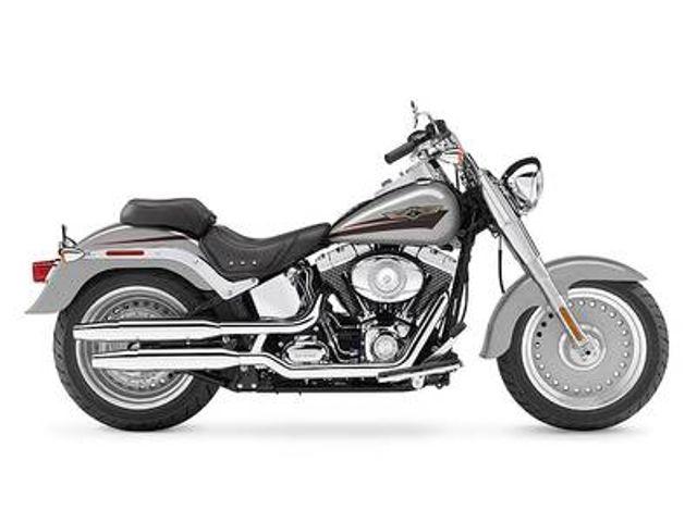 2007 Harley-Davidson® FLSTF - Softail® Fat Boy®
