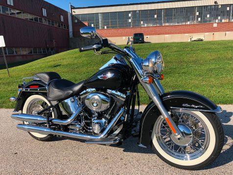 2007 Harley-Davidson FLSTN Softail Deluxe in Oaks