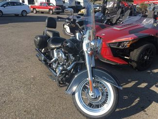 2007 Harley-Davidson FLSTN Softail Deluxe   - John Gibson Auto Sales Hot Springs in Hot Springs Arkansas