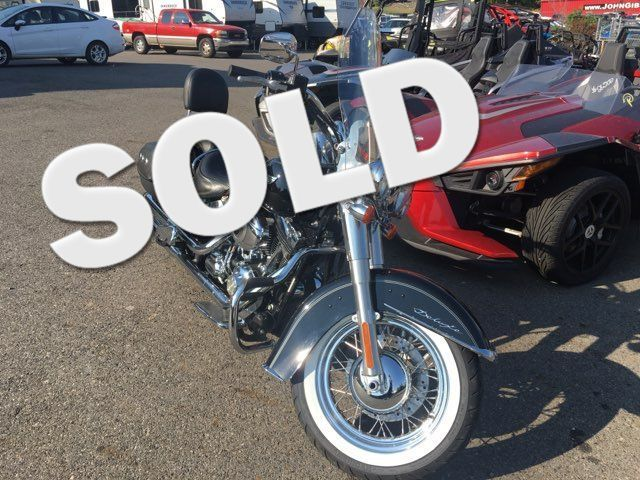 2007 Harley-Davidson FLSTN Softail Deluxe  | Little Rock, AR | Great American Auto, LLC in Little Rock AR AR