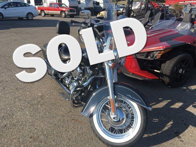 2007 Harley-Davidson FLSTN Softail Deluxe  | Little Rock, AR | Great American Auto, LLC in Little Rock AR AR