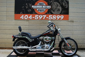 2007 Harley Davidson FXST Softail Std Jackson, Georgia