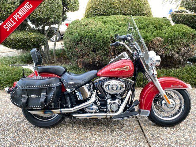 2007 Harley-Davidson Softail Heritage in McKinney, TX 75070
