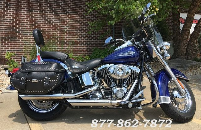 2007 Harley-Davidson HERITAGE SOFTAIL CLASSIC FLSTC HERITAGE CLASSIC