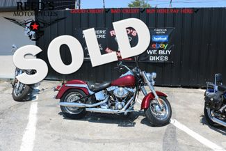 2007 Harley Davidson Heritage Softail Classic in Hurst Texas