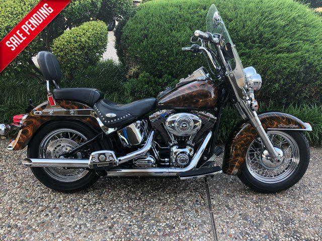2007 Harley-Davidson Heritage Softail Classic Heritage Softail® Classic