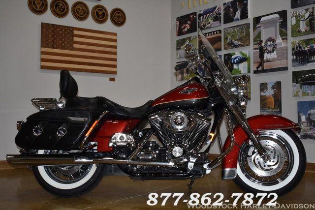 2007 Harley-Davidson ROAD KING CLASSIC FLHRCI ROAD KING CLASSIC