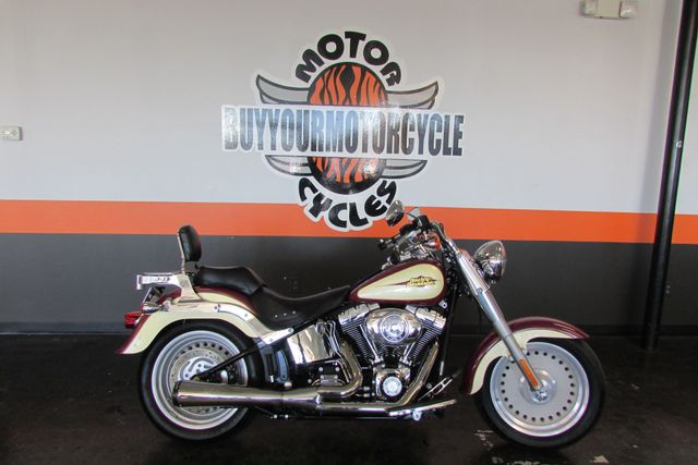 2007 Harley-Davidson Softail® Fat Boy® in Arlington, Texas , Texas 76010