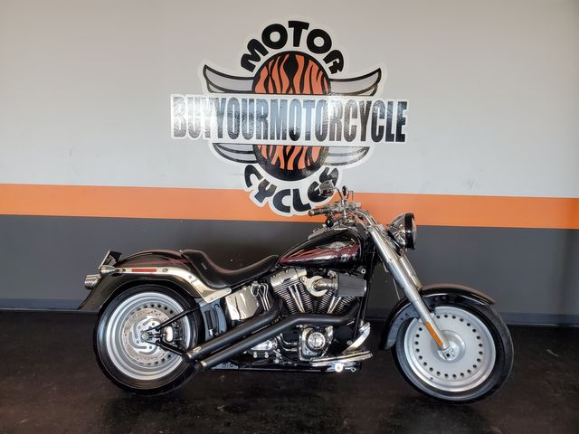 2007 Harley-Davidson Softail® Fat Boy® in Fort Worth , Texas 76111