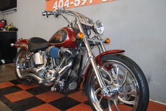 2007 Harley-Davidson Softail Custom FXSTC Jackson, Georgia 2