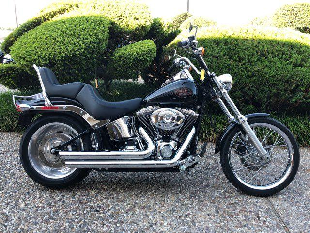2007 Harley-Davidson Softail Custom in McKinney, TX 75070