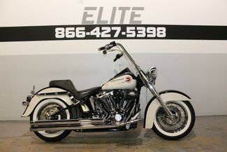 2007 Harley Davidson Softail Deluxe in Boynton Beach, FL 33426