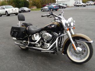 2007 Harley-Davidson Softail Deluxe FLSTN in Ephrata, PA 17522