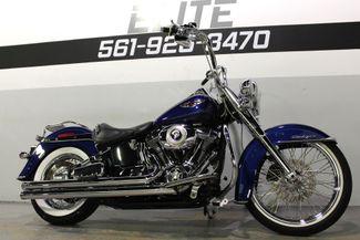 2007 Harley Davidson Softail Deluxe FLSTN Boynton Beach, FL 30