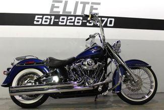 2007 Harley Davidson Softail Deluxe FLSTN Boynton Beach, FL 31