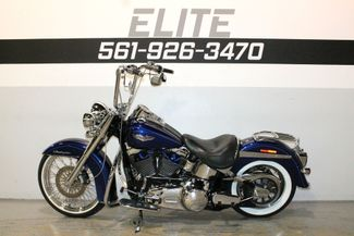 2007 Harley Davidson Softail Deluxe FLSTN Boynton Beach, FL 9