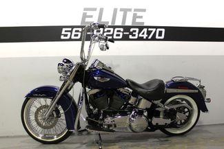 2007 Harley Davidson Softail Deluxe FLSTN Boynton Beach, FL 40