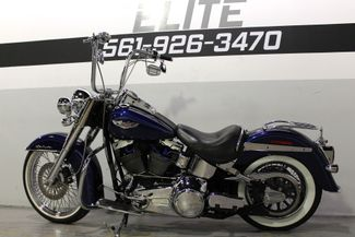 2007 Harley Davidson Softail Deluxe FLSTN Boynton Beach, FL 41