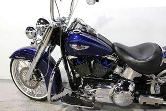 2007 Harley Davidson Softail Deluxe FLSTN Boynton Beach, FL 15