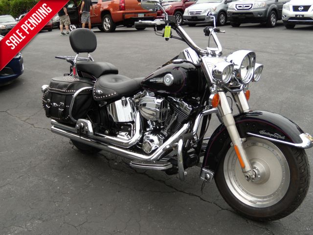 2007 Harley-Davidson Softail® Heritage Softail® Classic