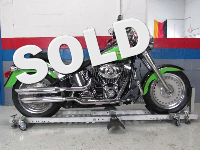 2007 Harley Davidson Softail Fat Boy 96 Cubic Inches