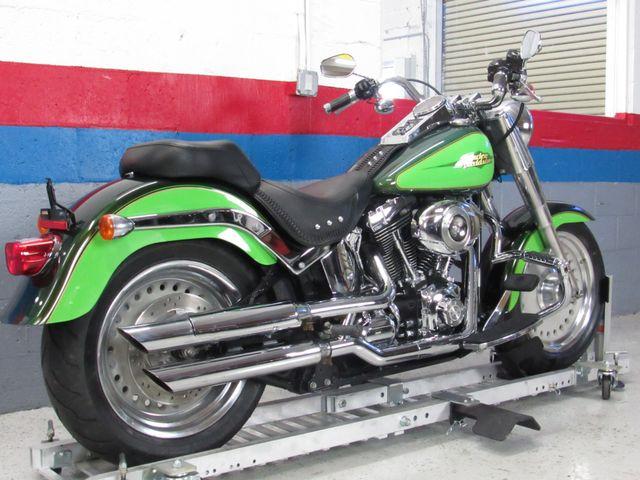2007 Harley Davidson Softail Fat Boy 96 Cubic Inches in Dania Beach , Florida 33004