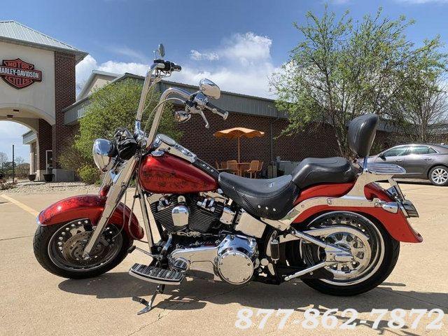 2007 Harley-Davidson SOFTAIL FAT BOY FLSTF FAT BOY FLSTF in Chicago, Illinois 60555