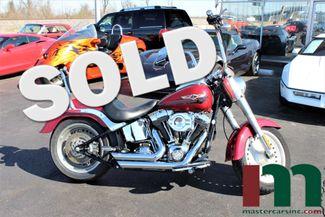 2007 Harley-Davidson Softail® Fat Boy® | Granite City, Illinois | MasterCars Company Inc. in Granite City Illinois