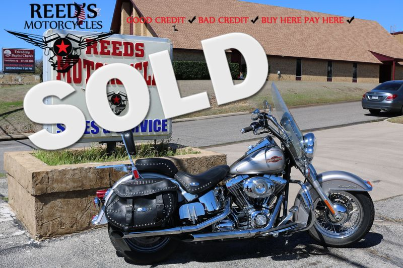 2007 Harley Davidson Softail Heritage Softail Classic | Hurst, Texas | Reed's Motorcycles in Hurst Texas