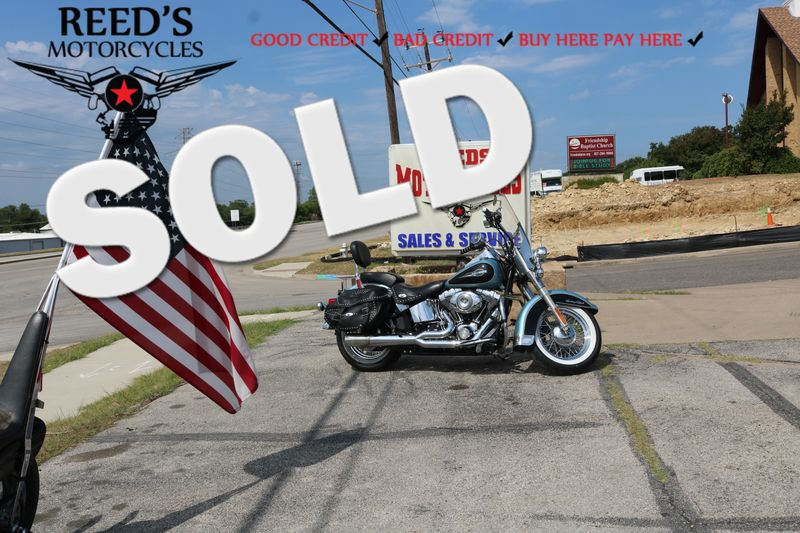 2007 Harley Davidson Softail   | Hurst, Texas | Reed's Motorcycles in Hurst Texas