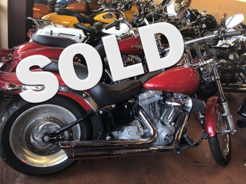 2007 Harley-Davidson Softail    Little Rock, AR   Great American Auto, LLC in Little Rock AR