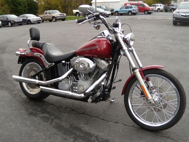 2007 Harley-Davidson Softail Standard FXST