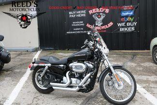 2007 Harley Davidson Sportster 1200 Custom XL1200C | Hurst, Texas | Reed's Motorcycles in Fort Worth Texas