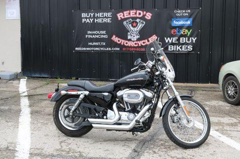 2007 Harley Davidson Sportster 1200 Custom XL1200C   Hurst, Texas   Reed's Motorcycles in Hurst, Texas