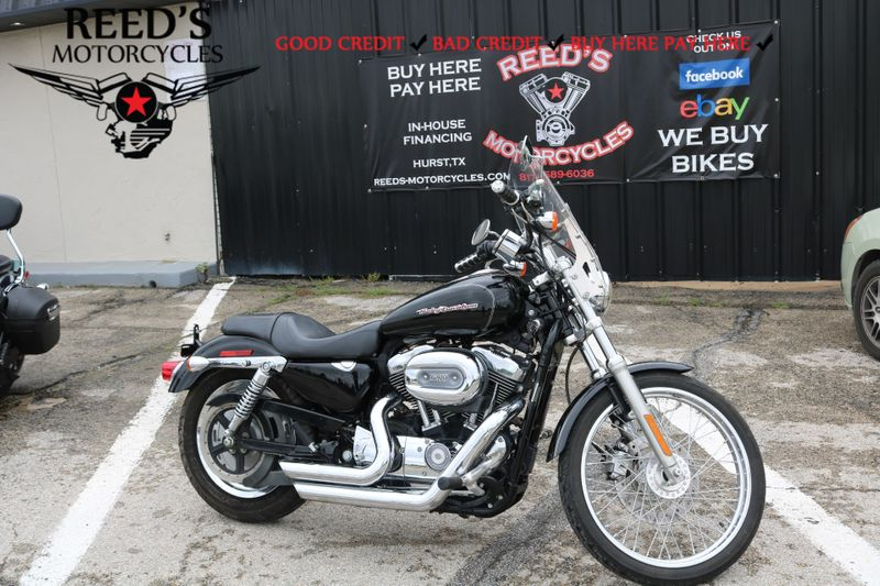 2007 Harley Davidson Sportster 1200 Custom XL1200C   Hurst, Texas   Reed's Motorcycles in Hurst Texas