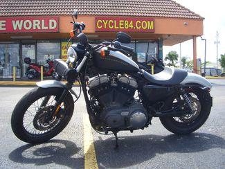 2007 Harley-Davidson Sportster 1200 Nightster XL1200N in Davie, FL 33324