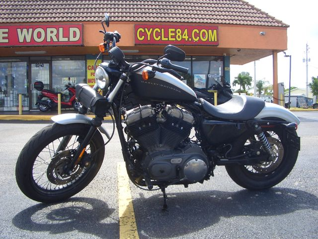 2007 Harley-Davidson Sportster 1200 Nightster XL1200N