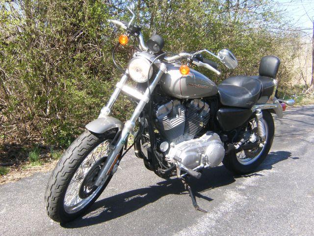 2007 Harley-Davidson Sportster 883 XL883