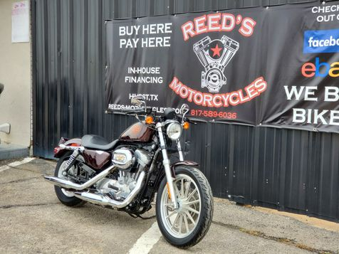 2007 Harley Davidson Sportster 883L Low XL883L | Hurst, Texas | Reed's Motorcycles in Hurst, Texas