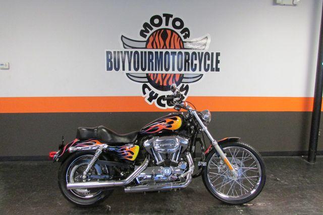2007 Harley-Davidson Sportster® 1200 Custom in Arlington, Texas 76010