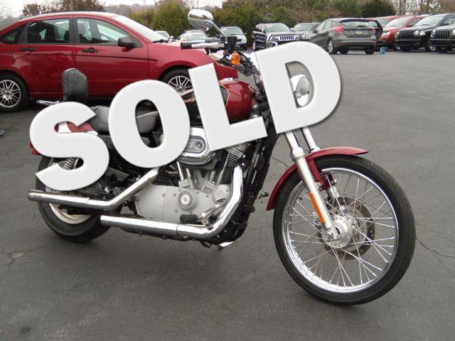 2007 Harley-Davidson Sportster® 883 Custom