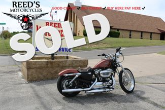 2007 Harley-Davidson Sportster 1200 Custom | Hurst, Texas | Reed's Motorcycles in Hurst Texas