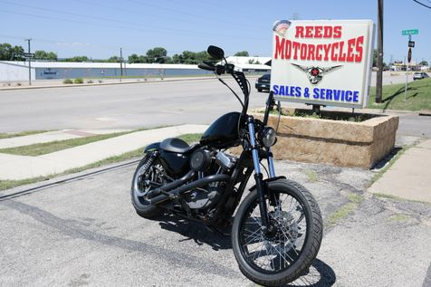 2007 Harley Davidson Sportster/Nightster TMU mileage | Hurst, Texas | Reed's Motorcycles in Hurst, Texas