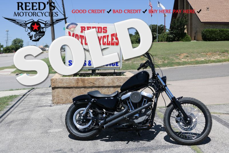 2007 Harley Davidson Sportster/Nightster TMU mileage | Hurst, Texas | Reed's Motorcycles in Hurst Texas