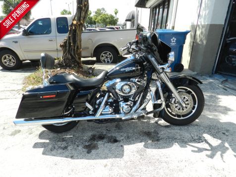 2007 Harley-Davidson Street Glide  in Hollywood, Florida