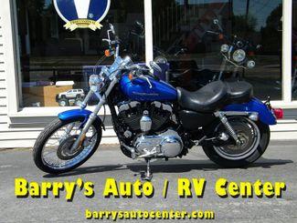 2007 Harley Davidson XL 1200L Sportster in Brockport NY, 14420