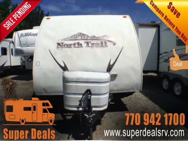 2007 Heartland North Trail 31RED