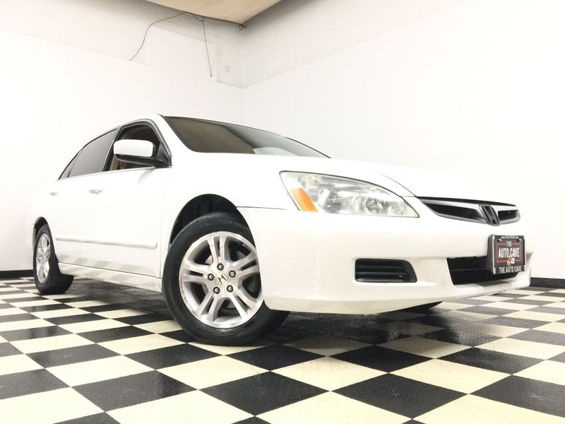 2007 Honda Accord *Easy Payment Options*   The Auto Cave in Addison