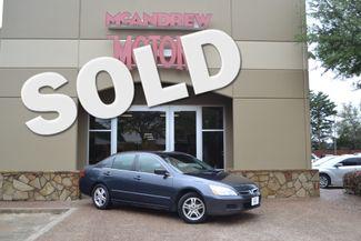 2007 Honda Accord LX SE in Arlington, TX Texas, 76013