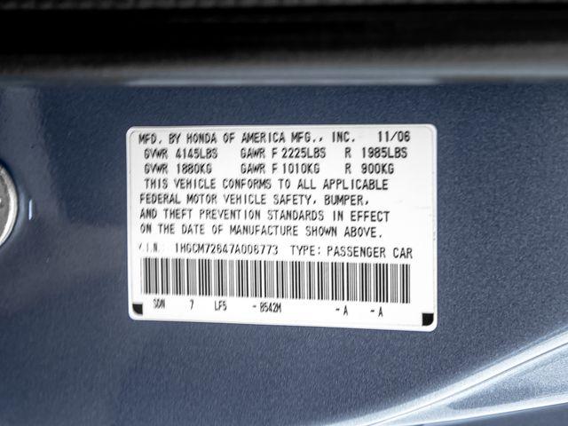 2007 Honda Accord EX-L Burbank, CA 29